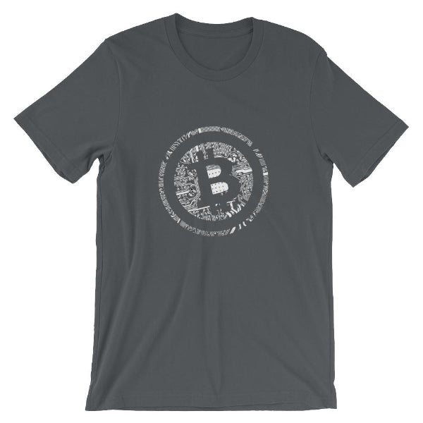 Fragmented Bitcoin Tee