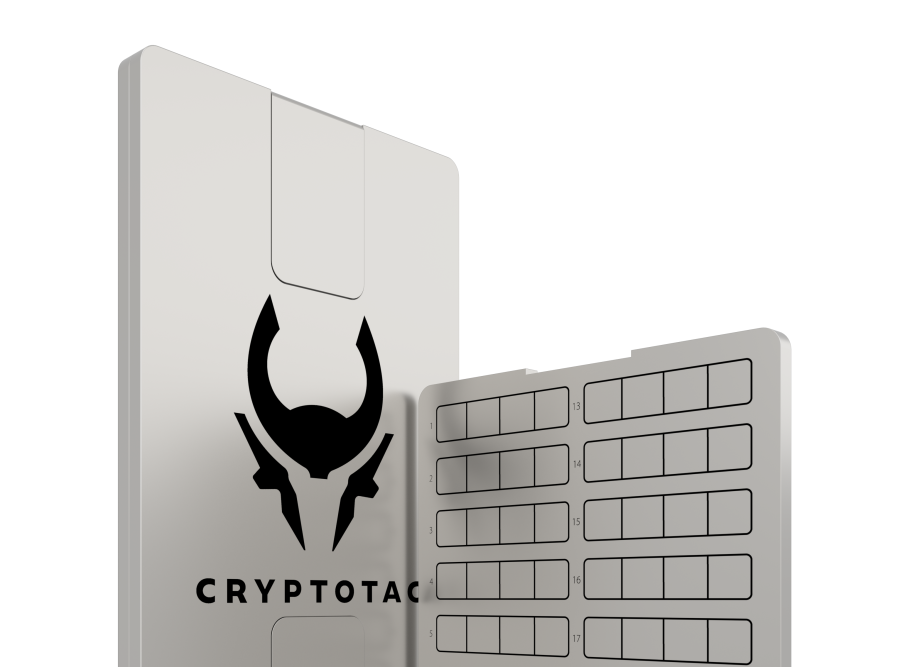 CRYPTOTAG x KeepKey Bundle