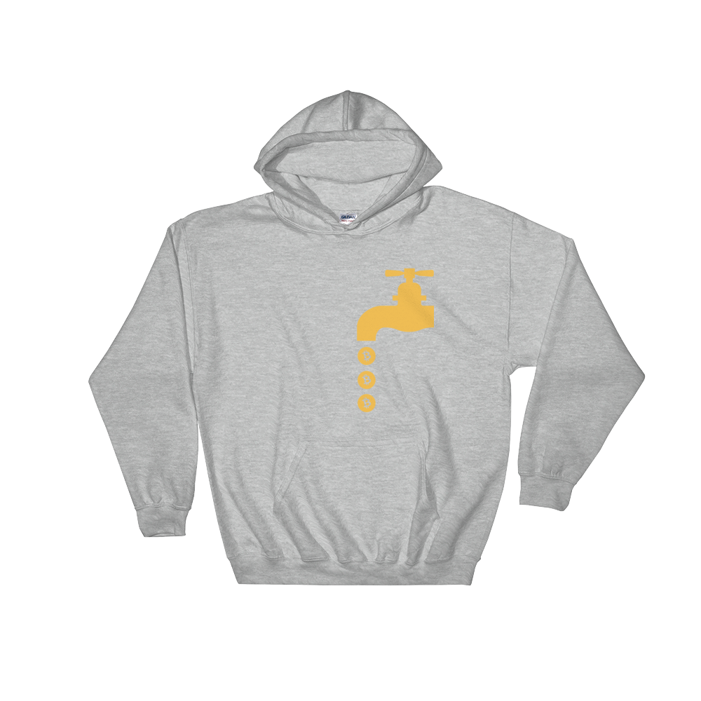 Crypto Tap Hoodie