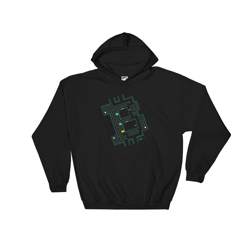 BitMan Hoodie - Buy Products with Cryptocurrency