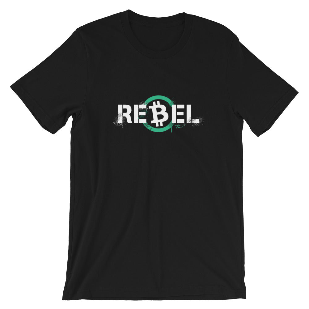The Rebel in Black - Buy Products with Cryptocurrency