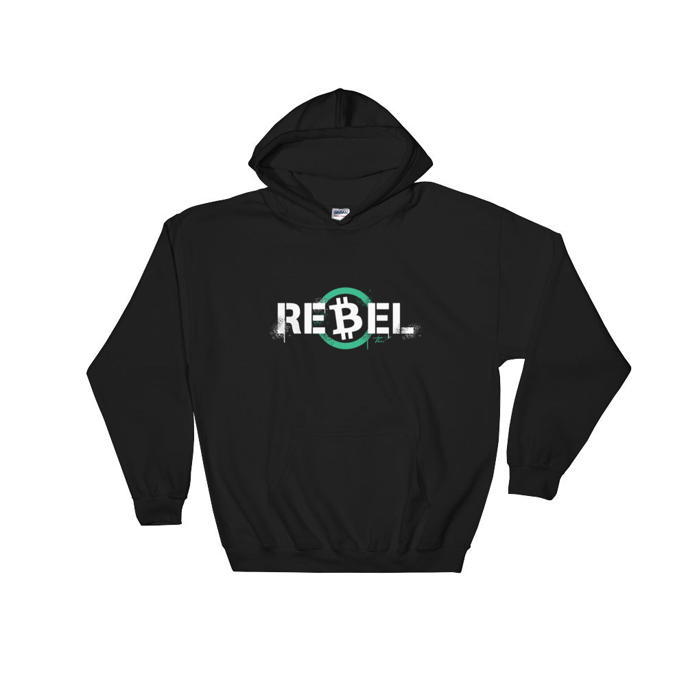 The Rebel Hoodie - Buy Products with Cryptocurrency