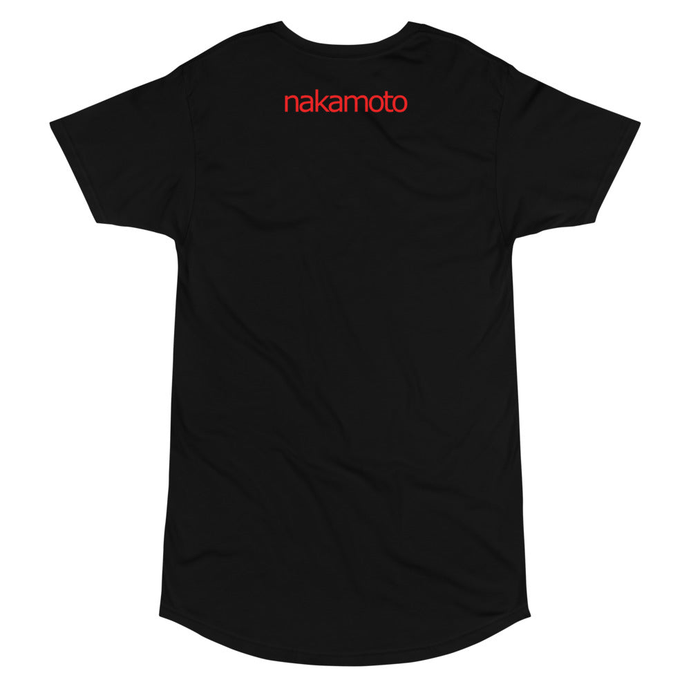 Satoshi Nakamoto Tee - Buy Products with Cryptocurrency