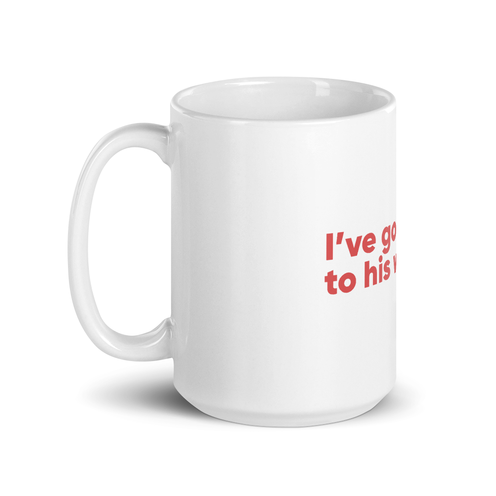 Matching Couple Women's Mug - Buy Products with Cryptocurrency