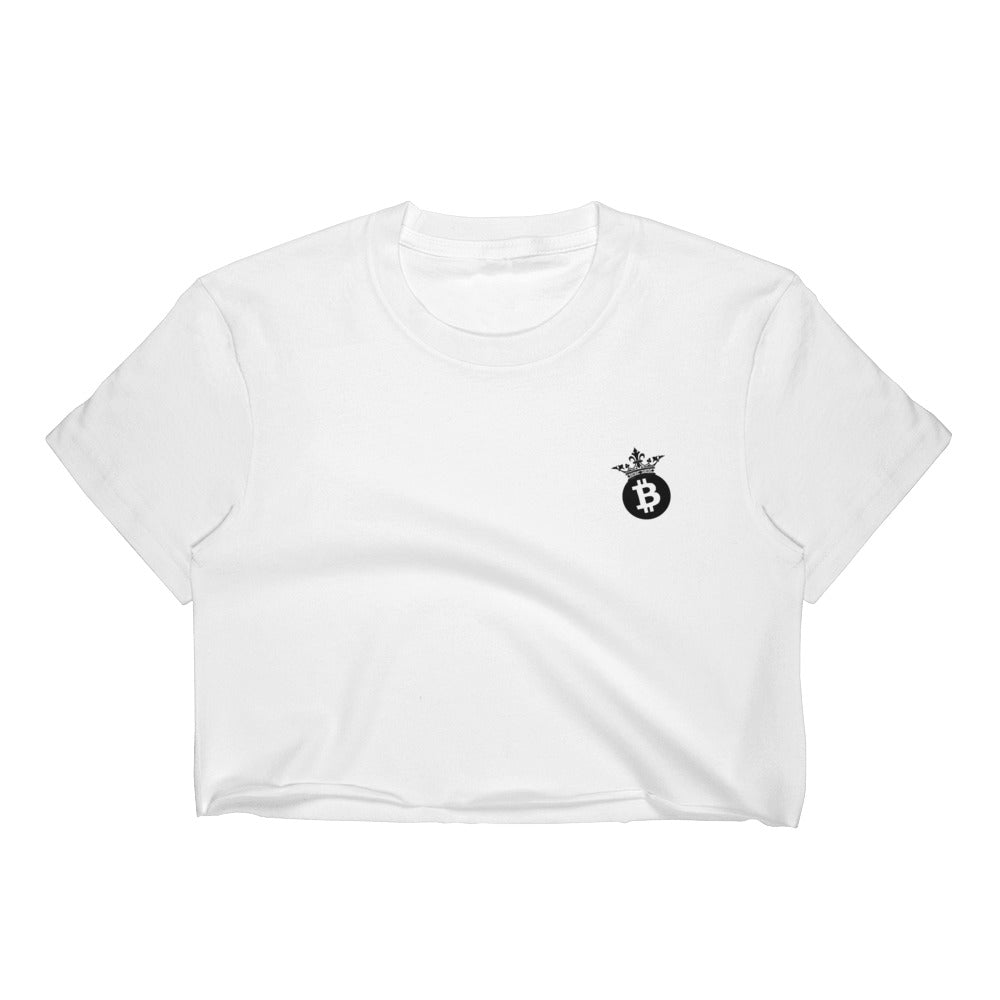 Royal BCH Crop Top