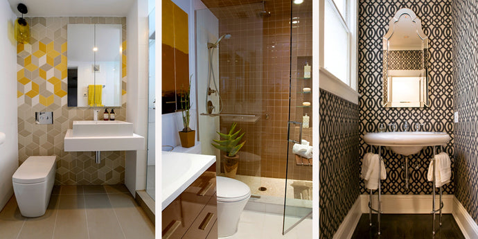 Awesome Small Bathroom Designs