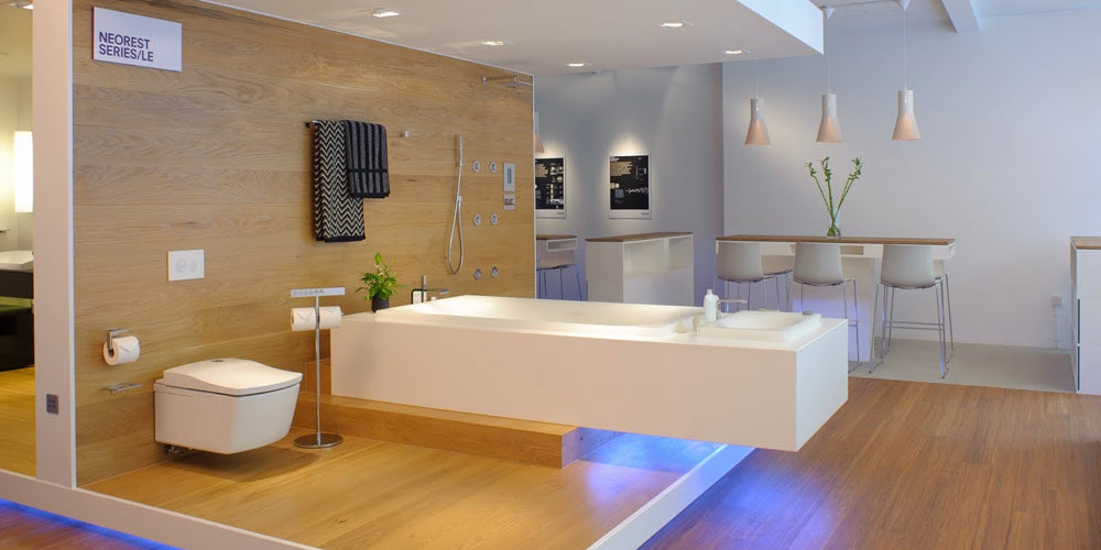 Why the Bathroom Should be Your Favorite Room