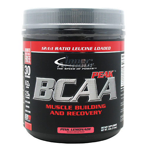 Inner Armour BCAA Peak, 30 serving (11.6 oz)