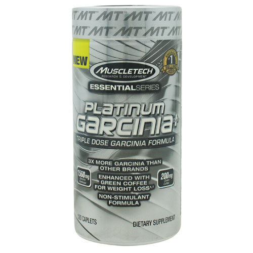 MuscleTech Essential Series Platinum Garcinia Plus