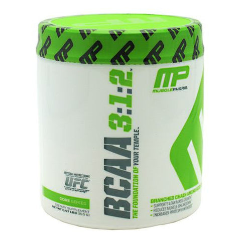 Muscle Pharm Core Series BCAA 3:1:2