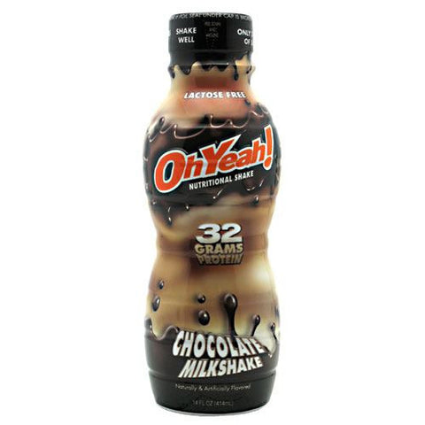 ISS OhYeah! Protein Shake RTD
