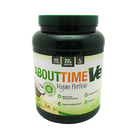 SDC Nutrition About Time Ve, Vegan Protein Powder