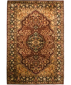 Wool Carpet (Persian All Over Design) - Exquisite Shop