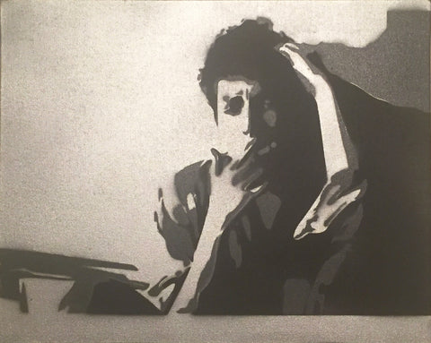 "Bob Dylan 20""x16"" - Exquisite Shop"