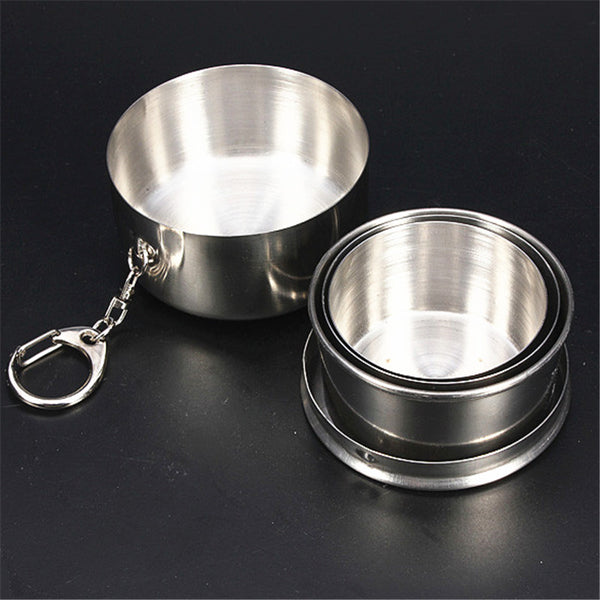 Stainless Steel Portable Cup