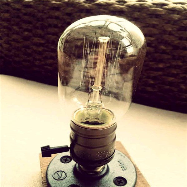 Edison Coffee Time Lamp