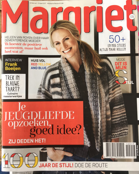 MARGRIET - NR. 9 - Feb./Mrt. 2017