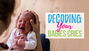How to Easily Decode Your Babies Cries
