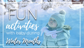 Fun Activities with Baby in the Winter Months