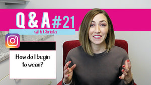 How do I begin to wean? | Mommy Knows Best Q and A #21