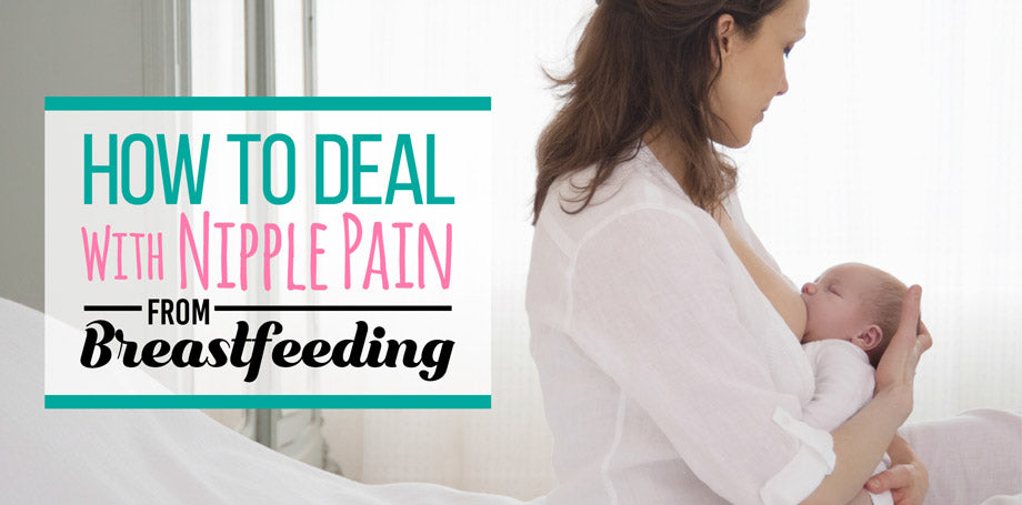 How To Deal With Sore Nipples From Breastfeeding Mommy Knows Best