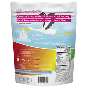 Oatmeal Chocolate Rainbow Candy Lactation Cookie Mix, 1.5 lb