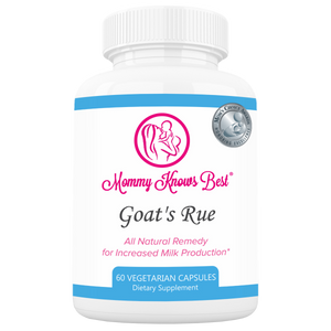Lactation Supplement - Goat's Rue