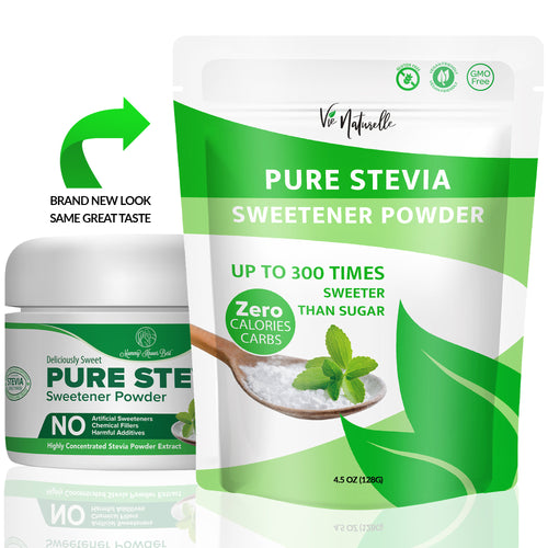 Pure Stevia Powder Sweetener