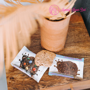Lactation Cookies - Salted Caramel - 10 Cookies