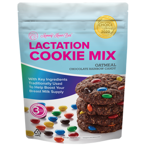 Lactation Cookie Mix - Rainbow Candy - 16 oz