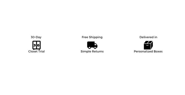 free shipping and free 30 day returns