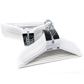 white wood hangers, white hangers, white wooden hangers wholesale, wooden hangers white, white clothes hangers, white wooden suit hangers, wooden white hangers, white hangers wood, white coat hangers wooden, white wooden clothes hangers, white non slip hangers, set of 40 solid white clothes wood hangers