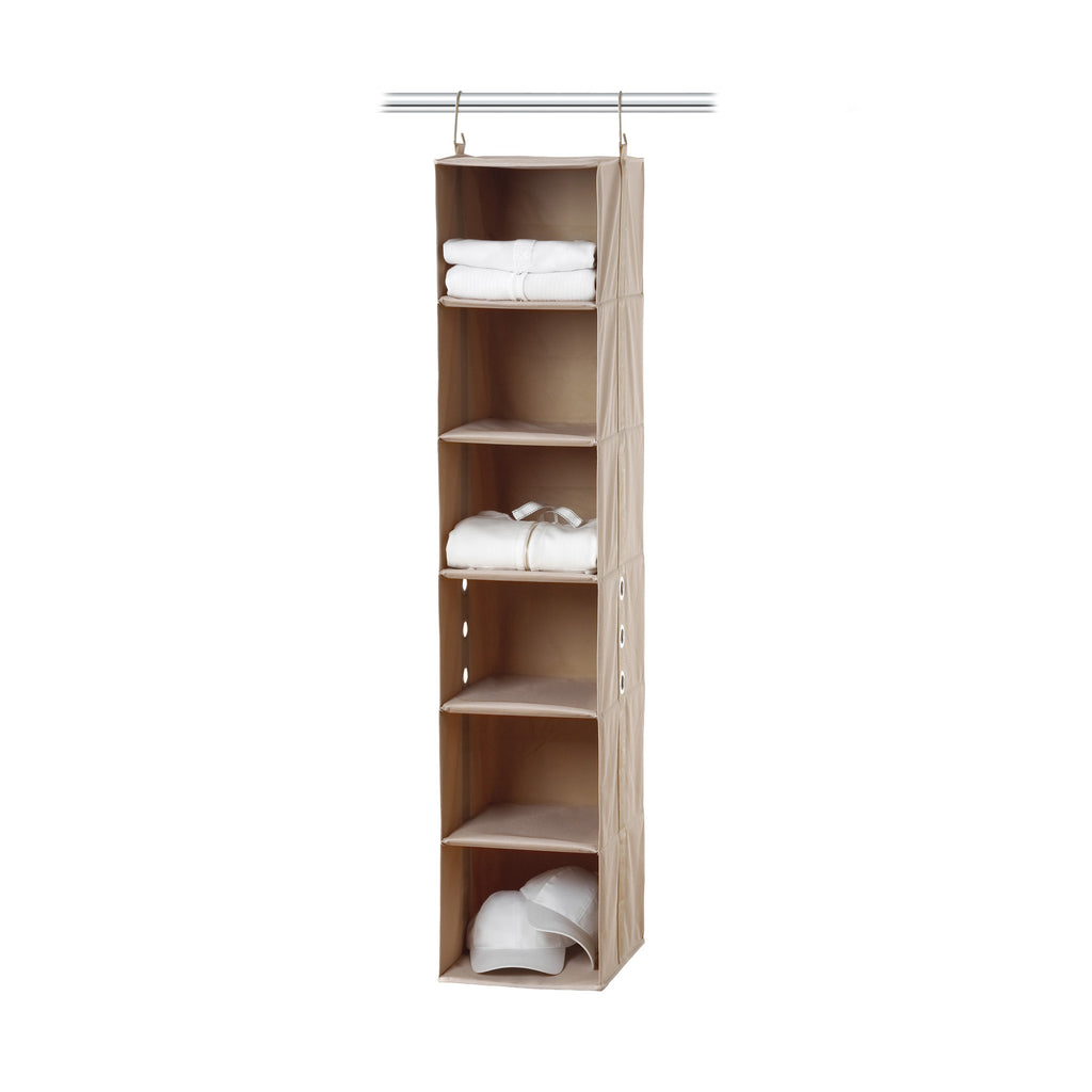 6 Shelf Organizer - ClosetMax