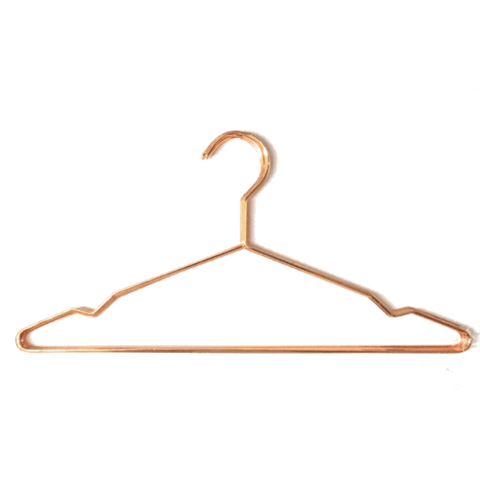 rose gold hangers