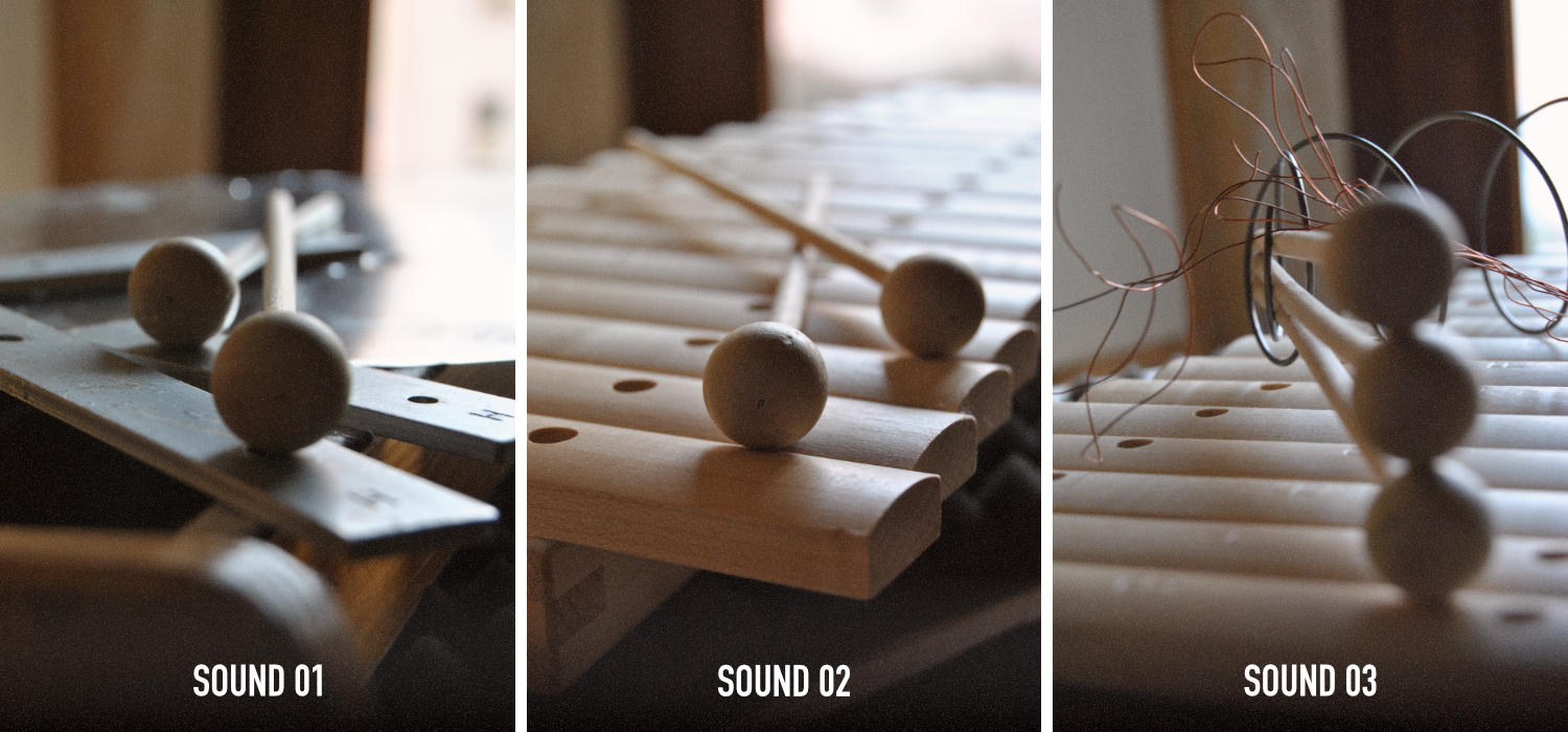 Cassette Mallets 02 sounds