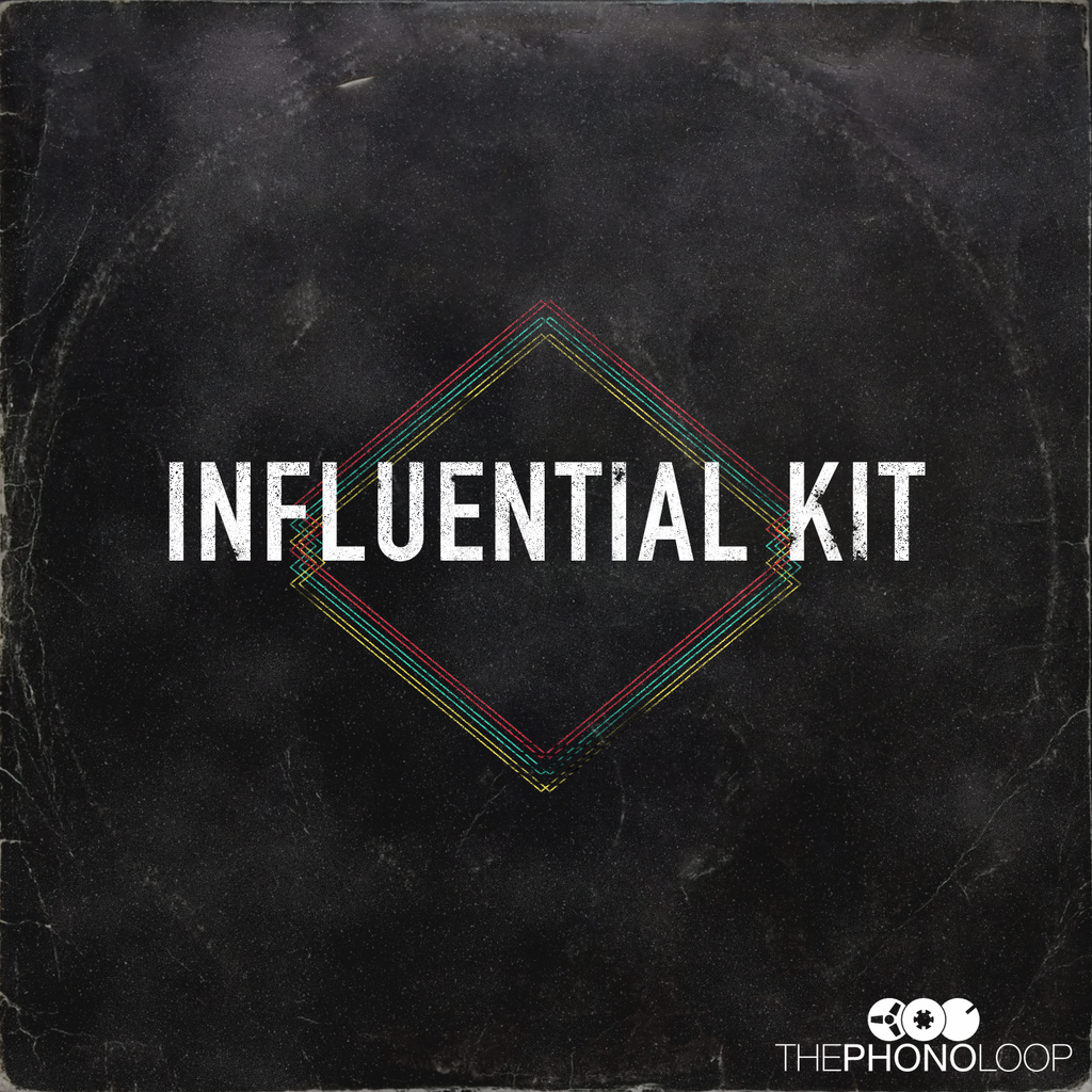 Influential Kit Drum Kit by THECLD