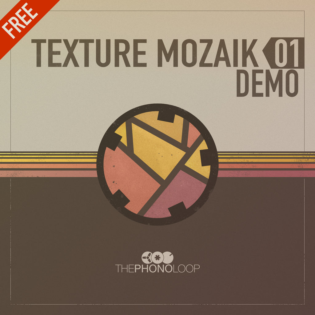 Texture Mozaik.01 Demo version