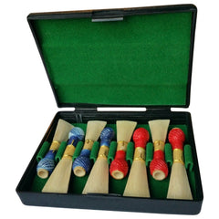 Plastic Bassoon Reed Case (8 reeds)