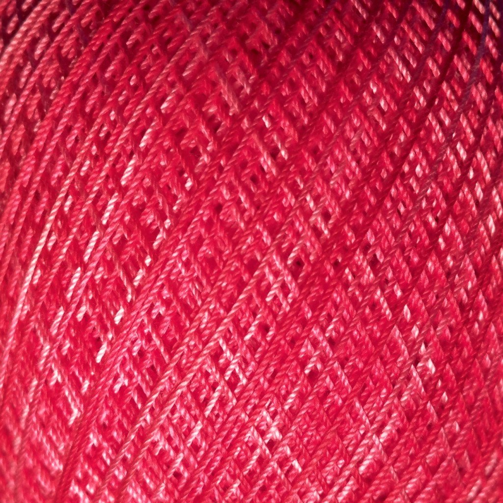 Bassoon Reed Thread Wrapping (260m, cotton) - Multi Colored / Red