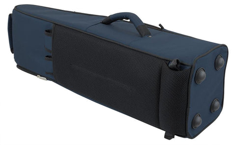 Bassoon Case (Gig Bag) by Tom & Will - Blue (75x25x25cm)