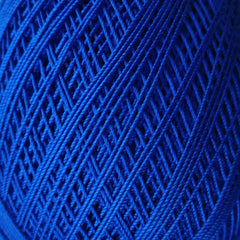 Bassoon Reed Thread Wrapping (260m, cotton) - Blue