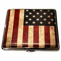 American Flag Bassoon Reed Case (4 Reeds)