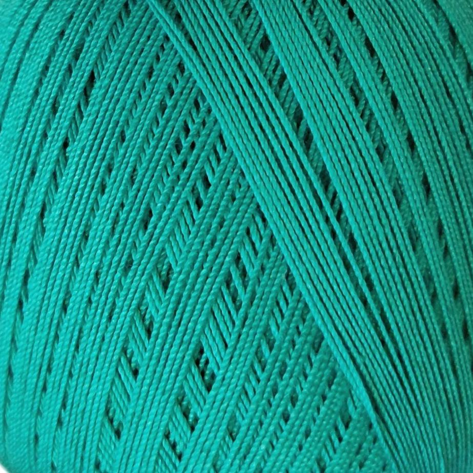Bassoon Reed Thread Wrapping (260m, cotton) - Turquoise
