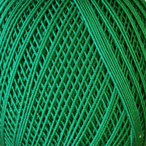 Bassoon Reed Thread Wrapping (260m, cotton) - Green
