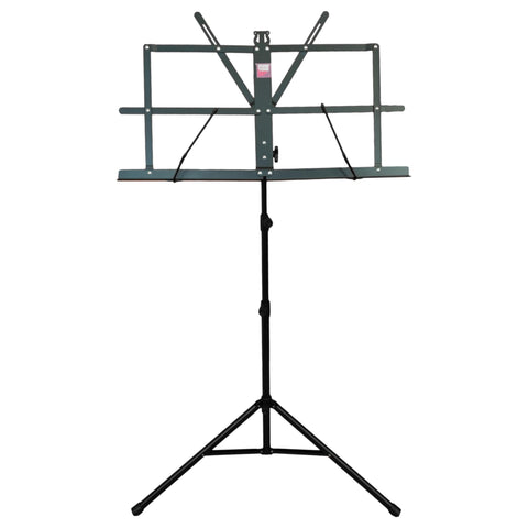 Puretone Music Stand - Black (with gig bag)