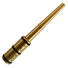 Chiarugi Metal 'S' Oboe Staple (Brass, 3 Rings, 47mm, num.2)
