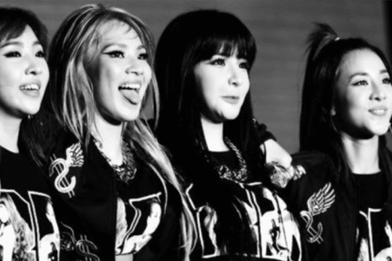 "2NE1 Say Farewell to Blackjacks in ""Goodbye"" Music Video"