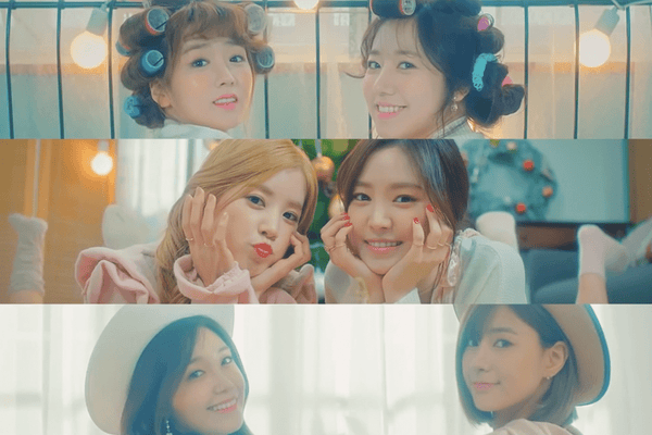 "A Pink Celebrate This Holiday Season in ""Cause You're My Star"" Music Video"