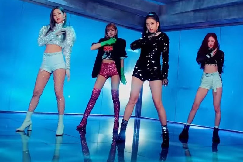 "Black Pink Shake the Place Up to the Tune of ""Ddu-Du Ddu-Du"" in New Music Video"