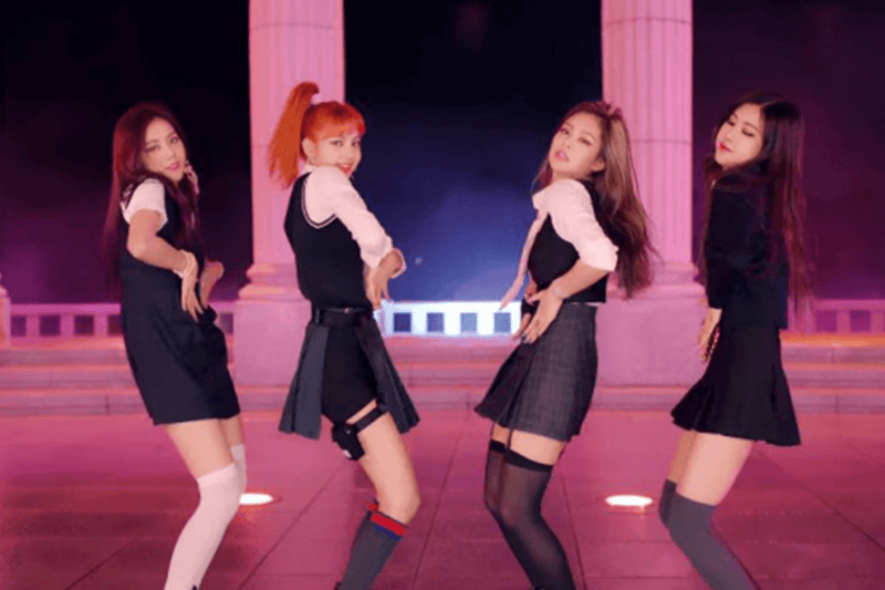 "Black Pink Want You to Love ""As If It's Your Last"" in New Music Video"